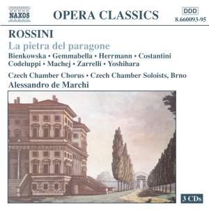 Rossini: La Pietra del paragone Product Image