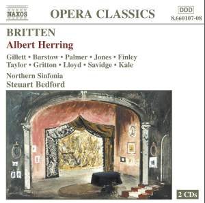 Britten: Albert Herring Product Image