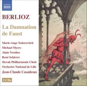 Berlioz: La Damnation de Faust, Op. 24 Product Image