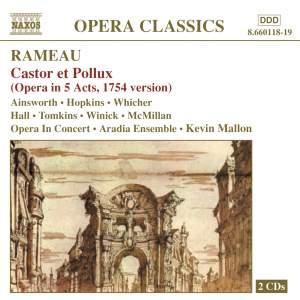 Rameau: Castor et Pollux Product Image