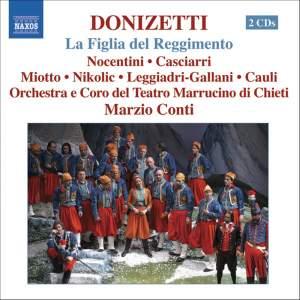Donizetti: La Figlia del Reggimento Product Image