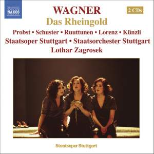 Wagner: Das Rheingold Product Image