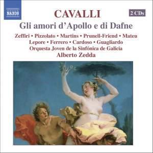 Cavalli: Gli amori d'Apollo e di Dafne Product Image