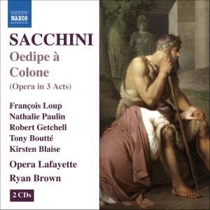 Sacchini, G: Oedipe à Colone
