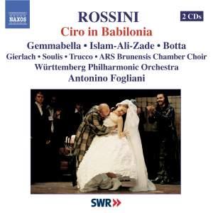 Rossini: Ciro in Babilonia Product Image