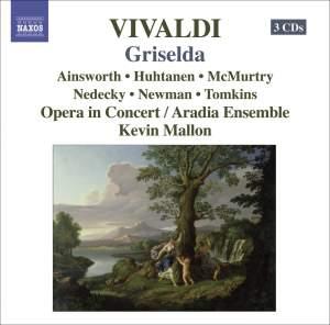 Vivaldi: Griselda, RV718 Product Image