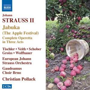 Strauss - Jabuka Product Image