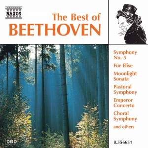 The Best of Beethoven Product Image