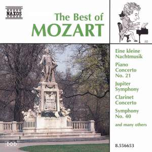 The Best of Mozart Product Image
