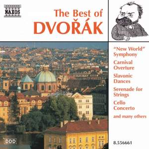 The Best of Dvorak Product Image