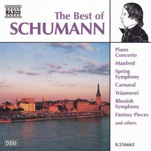 The Best of Schumann Product Image