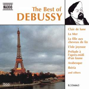 The Best of Debussy Product Image