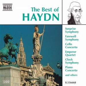 The Best of Haydn Product Image