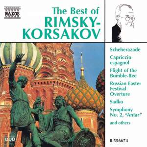 The Best of Rimsky-Korsakov Product Image