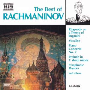 The Best of Rachmaninov Product Image
