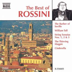 The Best of Rossini Product Image
