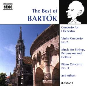 The Best Of Bartók Product Image