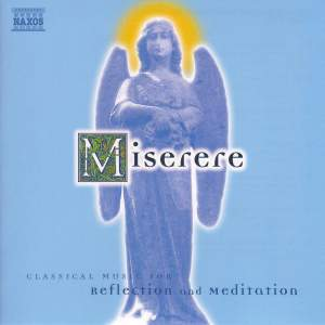 Miserere: Classical Music For Reflection And Meditation Product Image