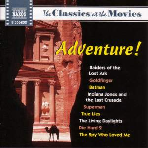 The Classics at the Movies: Adventure! Product Image