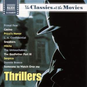 The Classics at the Movies: Thrillers Product Image