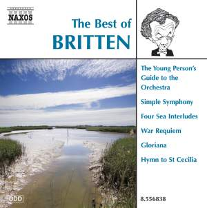 The Best of Britten Product Image