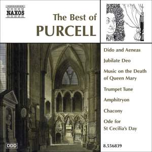 The Best of Henry Purcell Product Image