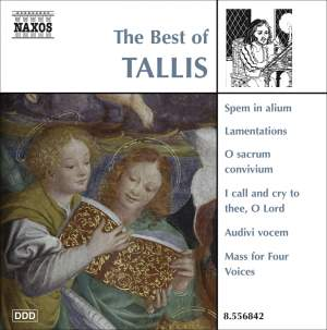 The Best of Thomas Tallis Product Image