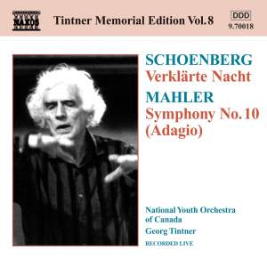 Mahler: Symphony No. 10 (Adagio) & Schoenberg: Verklärte Nacht