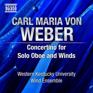 Weber: Concertino for oboe and winds