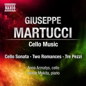 Martucci: Complete Works for Cello and Piano