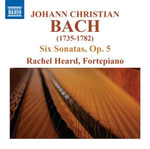 JC Bach: 6 Keyboard Sonatas, Op. 5