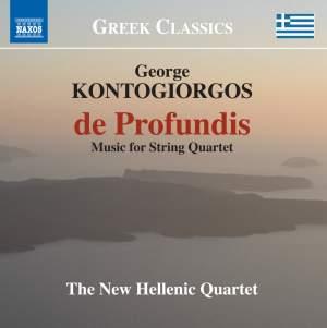 George Kontogiorgos: De Profundis