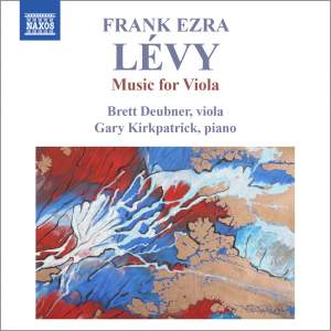 Lévy: Music for Viola