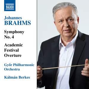Brahms: Symphony No. 4 & Academic Festival Overture