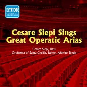 Cesare Siepi: Great Operatic Arias (1955)