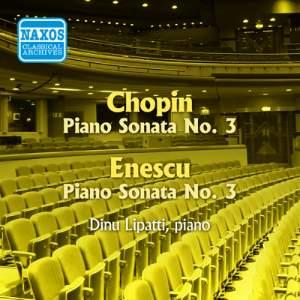 Chopin & Enescu: Piano Sonatas Nos. 3