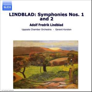 Adolf Fredrik Lindblad: Symphonies Nos. 1 and 2 Product Image