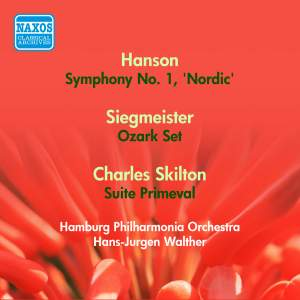 Hanson: Symphony No. 1, 'Nordic'