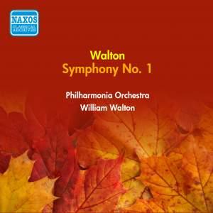 Walton: Symphony No. 1 in B flat minor