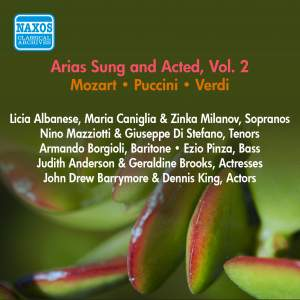 Arias Sung and Acted Vol. 2
