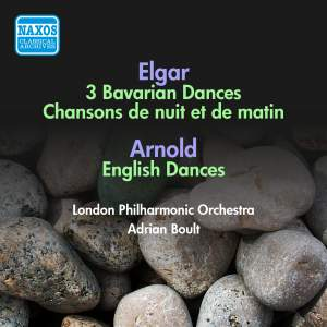 Elgar: Three Bavarian Dances, Chanson de Nuit & Chanson de Matin