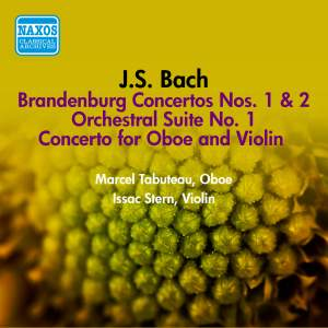 JS Bach: Brandenburg Concertos Nos. 1 and 2 Product Image