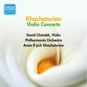Khachaturian: Violin Concerto in D minor