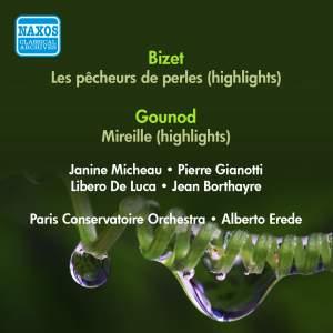 Highlights from Les pecheurs de perles & Mireille