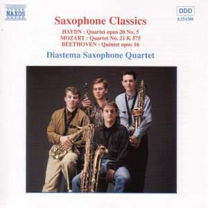 Saxophone Classics Product Image