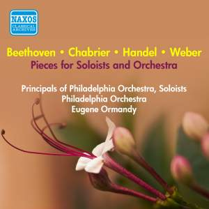 Pieces for Soloists and Orchestra
