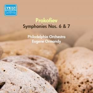 Prokofiev: Symphonies Nos. 6 & 7