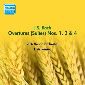 Bach: Suites Nos. 1, 3 & 4
