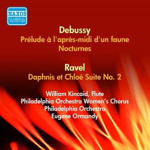 Debussy: Prelude a l'Apres-Midi d'un Faune & Nocturnes