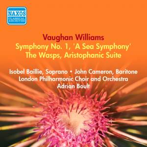 Vaughan Williams: Symphony No. 1, 'A Sea Symphony'